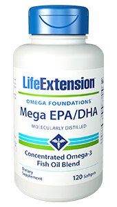 Omega-3, 120 softgels
