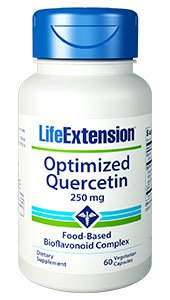 Optimized Quercetin, 250 mg, 60 vegetarian capsules