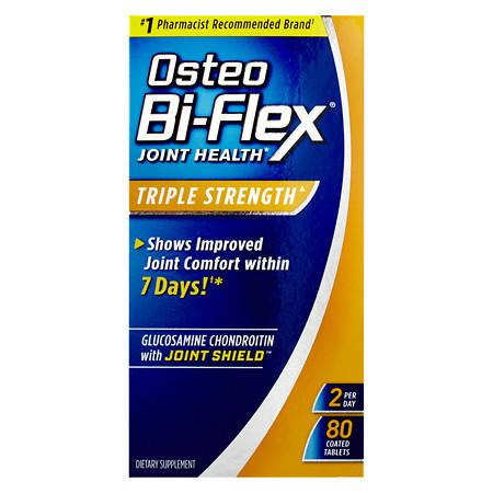 Osteo Bi-Flex Triple Strength Joint Health - 80 ea