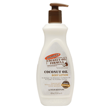 Palmer's Coconut Oil Formula Body Lotion Bottle - 13.5 oz.