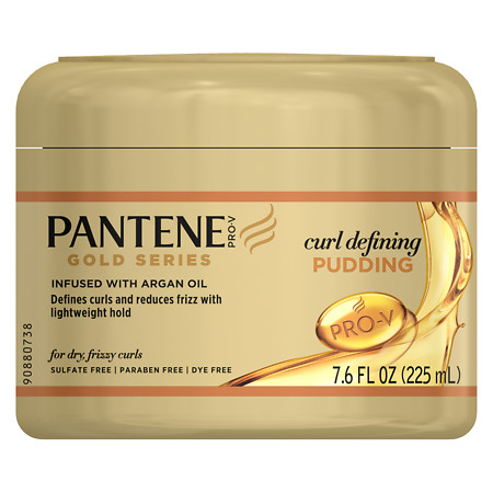 Pantene Pro-V Gold Series Curl Defining Pudding Cream - 7.6 oz.