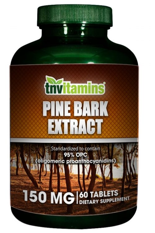 Pine Bark Extract 150 Mg