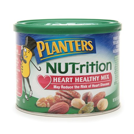 Planters NUT-rition Heart Healthy Mix - 9.75 oz.