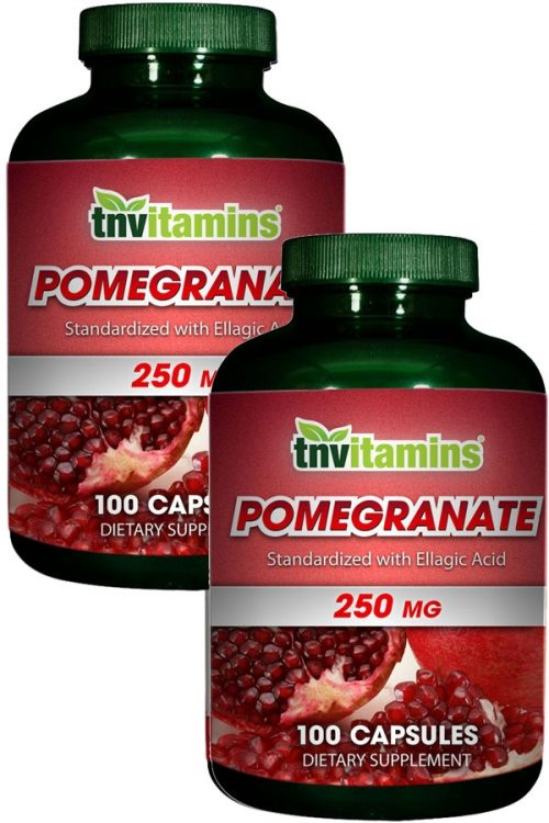 Pomegranate 250 Mg Extract