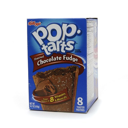 Pop Tarts Toaster Pastries Frosted Chocolate Fudge - 1.84 oz.