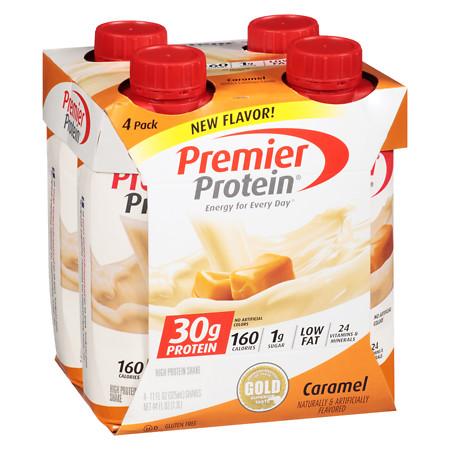 Premier Protein High Protein Shakes Caramel - 11 oz.