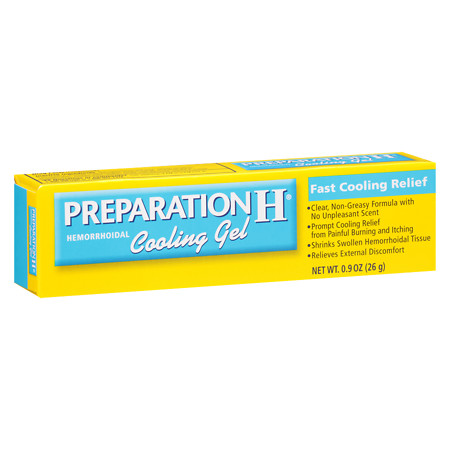 Preparation H Hemorrhoidal Cooling Gel - 0.9 oz.