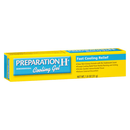 Preparation H Hemorrhoidal Cooling Gel - 1.8 oz.