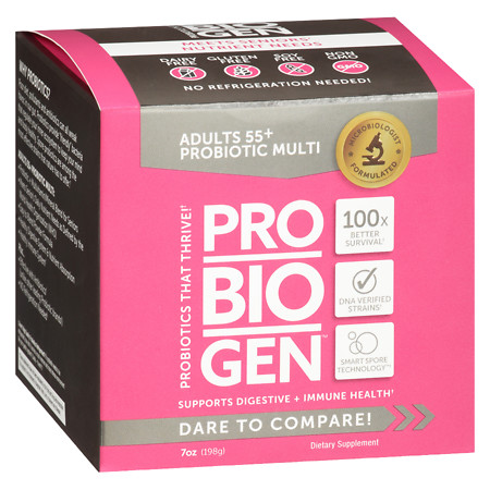 Probiogen Adult 55+ Probiotic Multi Powder - 7 oz.