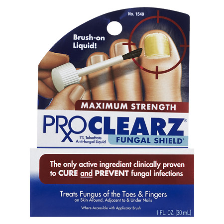 Profoot Care Fungal Shield Brush-On Antifungal Liquid - 1 fl oz