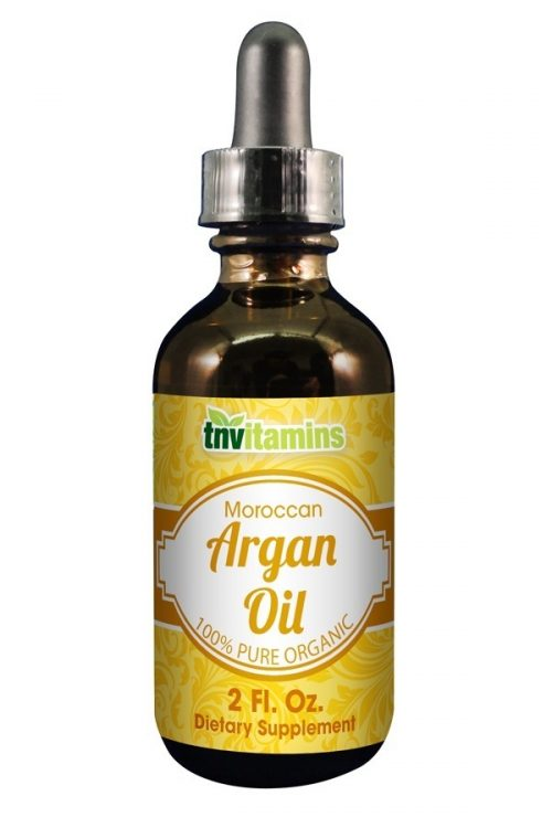 Pure Moroccan Argan Oil 2 fl oz