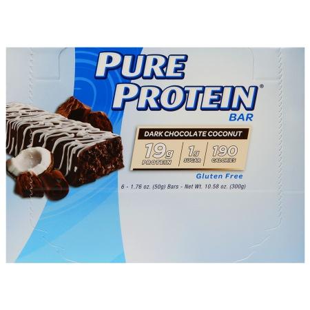 Pure Protein Bar Dark Chocolate Coconut - 1.76 oz.