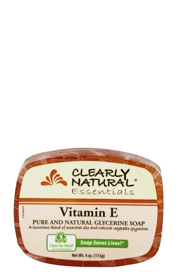 Pure Vitamin E Soap