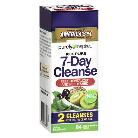 Purely Inspired 7-Day Cleanse with Acai Berries, Capsules - 42 ea