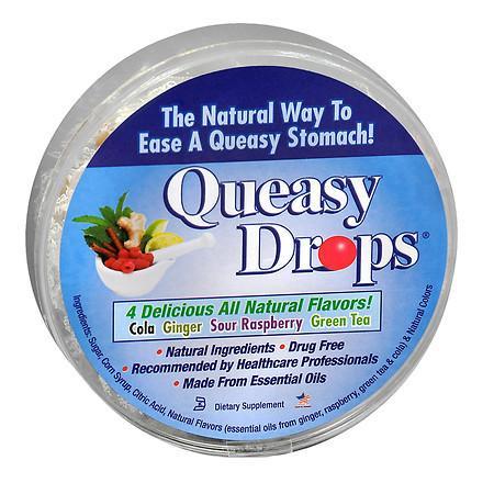 Queasy Drops Stomach Relief - 5.92 oz.