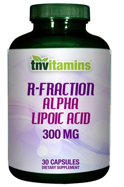 R-Fraction Alpha Lipoic Acid 300 Mg