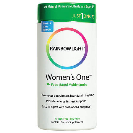 Rainbow Light Women's One Multivitamin, Tablets - 150 ea