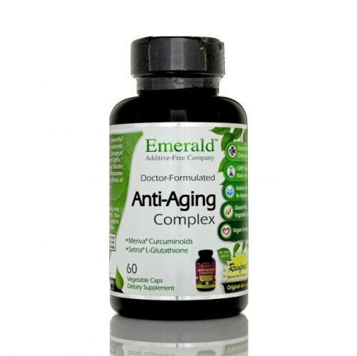 Rainforest Anti-Aging Formula with Resveratrol & CoQ10, 60ct