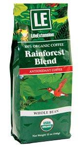 Rainforest Blend Whole Bean Coffee, 12 oz (340 g)