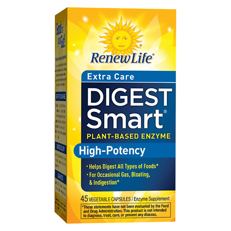 ReNew Life Digest Smart Critical Care - 45 ea