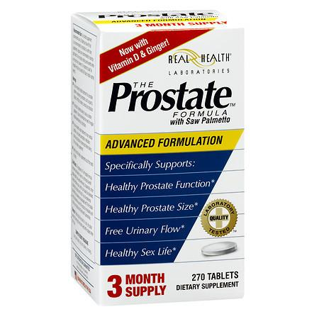 Real Health Laboratories The Prostate Formula Tablets - 270 ea
