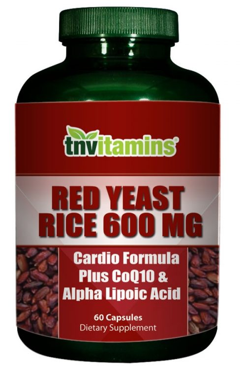 Red Yeast Rice Plus Alpha Lipoic & Co Q-10