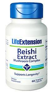 Reishi Extract Mushroom Complex, 60 vegetarian capsules