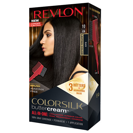 Revlon ColorSilk Buttercream Permanent Hair Color - 1 ea