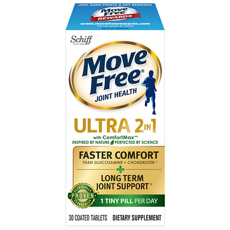 Schiff Move Free Ultra Faster Comfort, 30 tablets - 30 ea