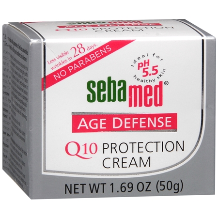 Sebamed Anti-aging Q10 Cream - 1.69 oz.
