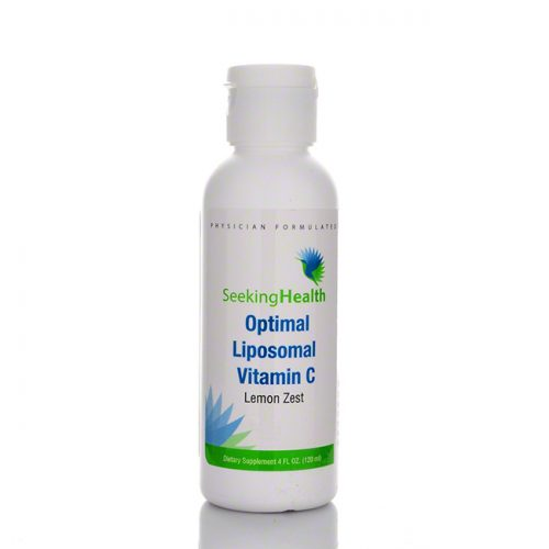 Seeking Health Optimal Liposomal Vitamin C, 5 fl oz/150mL