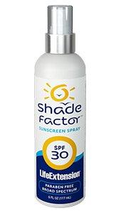 Shade Factor™ Sunscreen Spray SPF 30, 6 fl oz (177 ml)