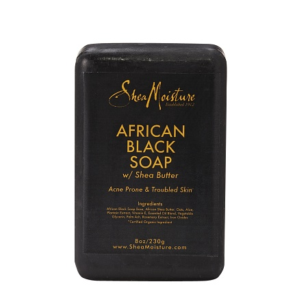 SheaMoisture African Black Soap - 8 oz.