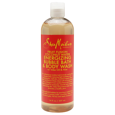 SheaMoisture Bath & Body Wash Fruit Fusion - 16 oz.