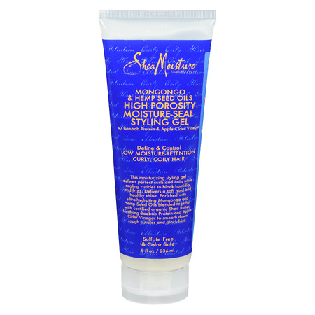SheaMoisture Mongongo Hempseed High Porosity Styling Gel - 8 oz.