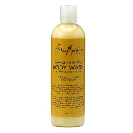 SheaMoisture Raw Shea Butter Body Wash - 13 oz.