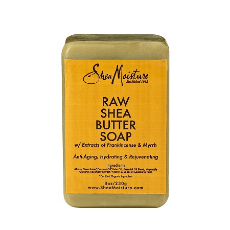 SheaMoisture Raw Shea Butter Soap - 8 oz.