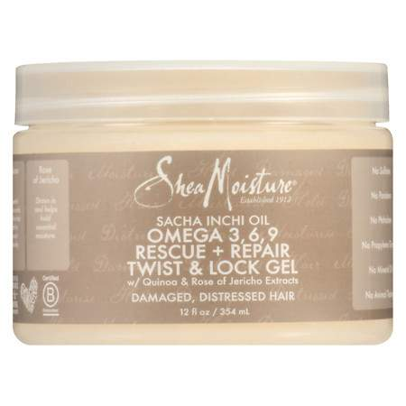 SheaMoisture Sacha Inchi Gel - 12 oz.
