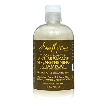 SheaMoisture Yucca & Plantain Anti-Breakage Strengthening Conditioner - 13 fl oz