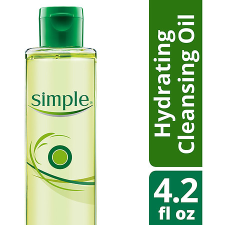 Simple Kind to Skin Cleansing Oil Hydrating - 4.2 oz.