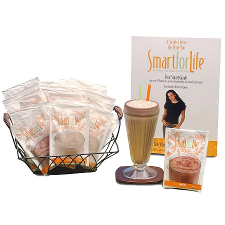 Smart for Life 21 Shake Pouch Pack, variety - 21 ea