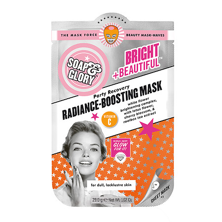 Soap & Glory Bright and Beautiful Mask - 1 oz.