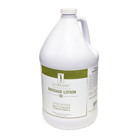 SpaMaster Essential Massage Lotion - 1 gal
