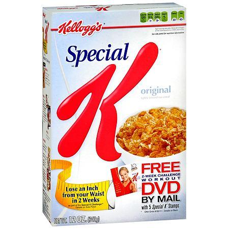 Special K Cereal Original - 12 oz.