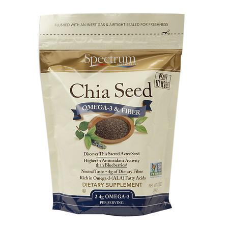 Spectrum Essentials Chia Seed Omega-3 & Fiber - 12 oz.