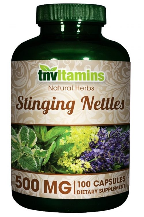 Stinging Nettles 500 Mg