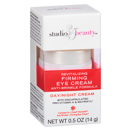 Studio 35 Revitalizing Firming & Anti-Wrinkle Eye DayNight Cream - 0.5 oz.