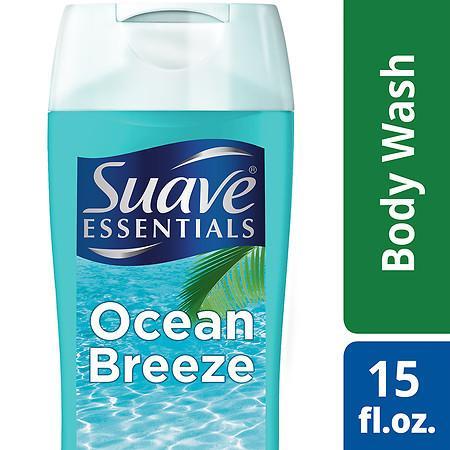 Suave Essentials Body Wash Ocean Breeze - 354 ml