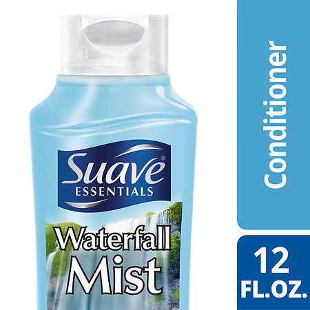 Suave Essentials Conditioner Waterfall Mist - 12 oz.