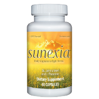 Sunexia Stress & Mood Supplement with St. John's Wort - 3 Month Supply